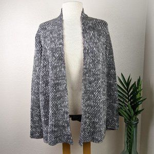 NWT Eileen Fisher Cotton Marled Open Cardigan S